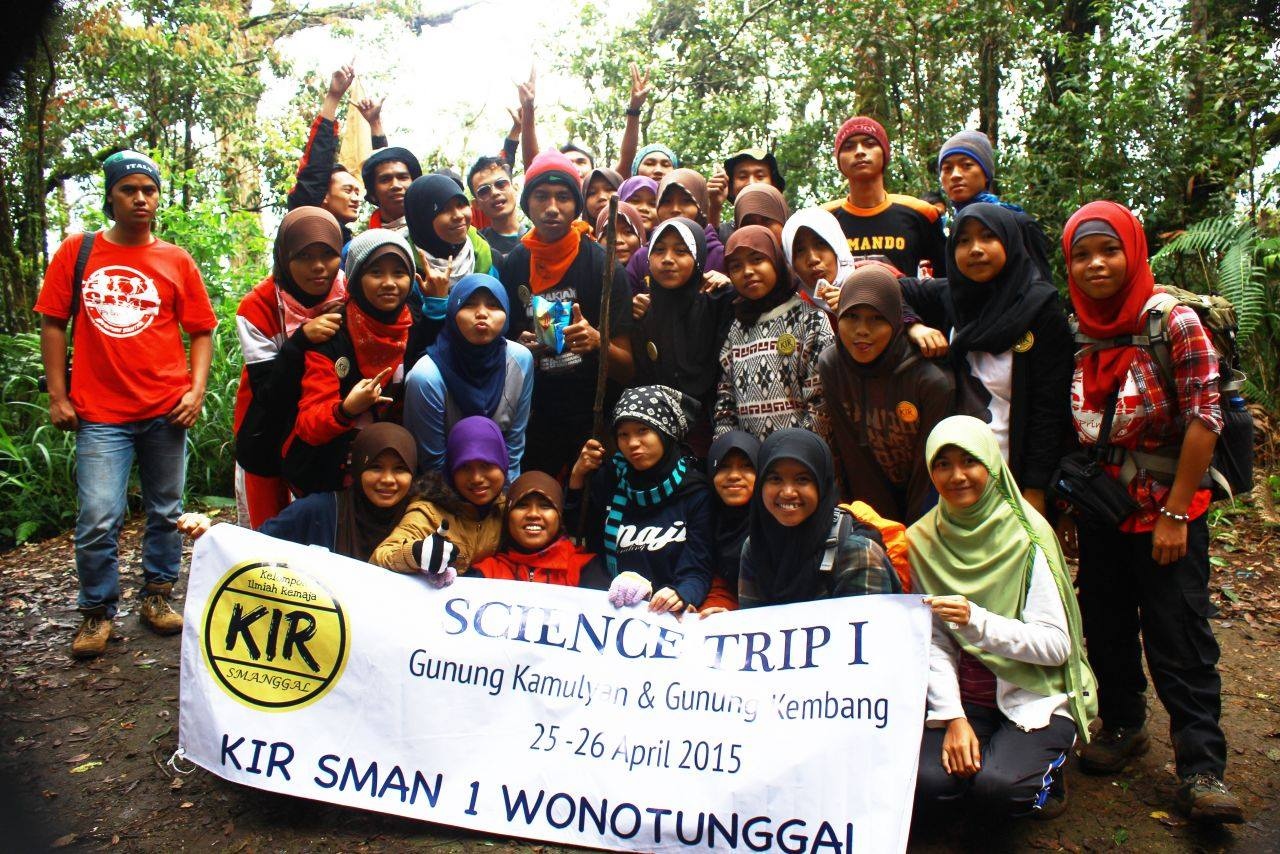 Science Trip I – KIR SMAN 1 Wonotunggal