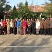 Apel Istimewa dan Resepsi Peringatan Sewindu SMA N 1 Wonotunggal
