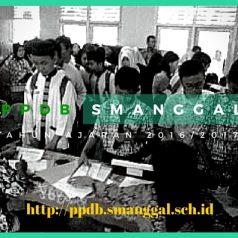 PPDB SMAN 1 Wonotunggal TA 2016/2017 DIBUKA