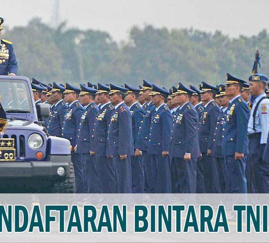 Rekrutmen Bintara TNI Angkatan Udara Tahun 2017